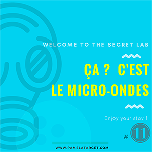 The Secret Lab. Ca ? C'est le micro-ondes.